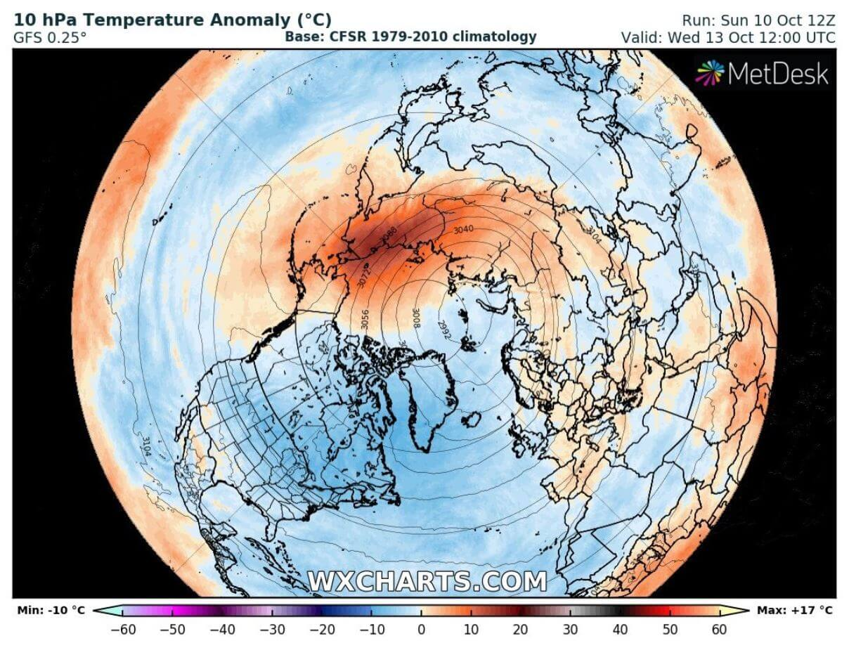 first-stratospheric-warming-anomaly-forecast-fall-winter-2021-2022-united-states-europe
