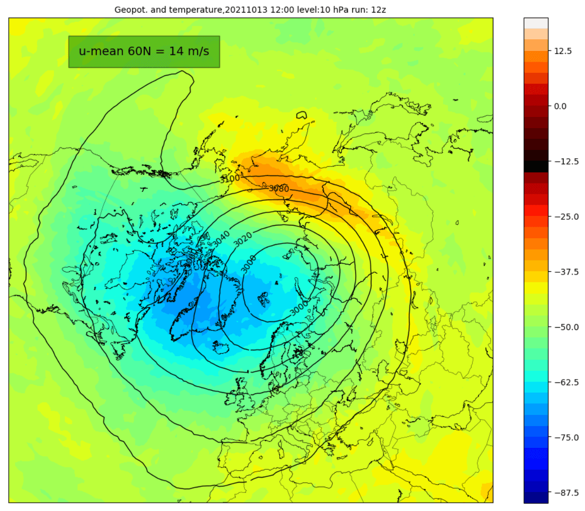 first-stratospheric-warming-wave-forecast-north-hemisphere