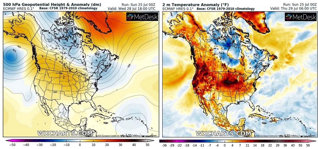 heatwave-united-states-heat-dome-forecast-mid-week-pattern