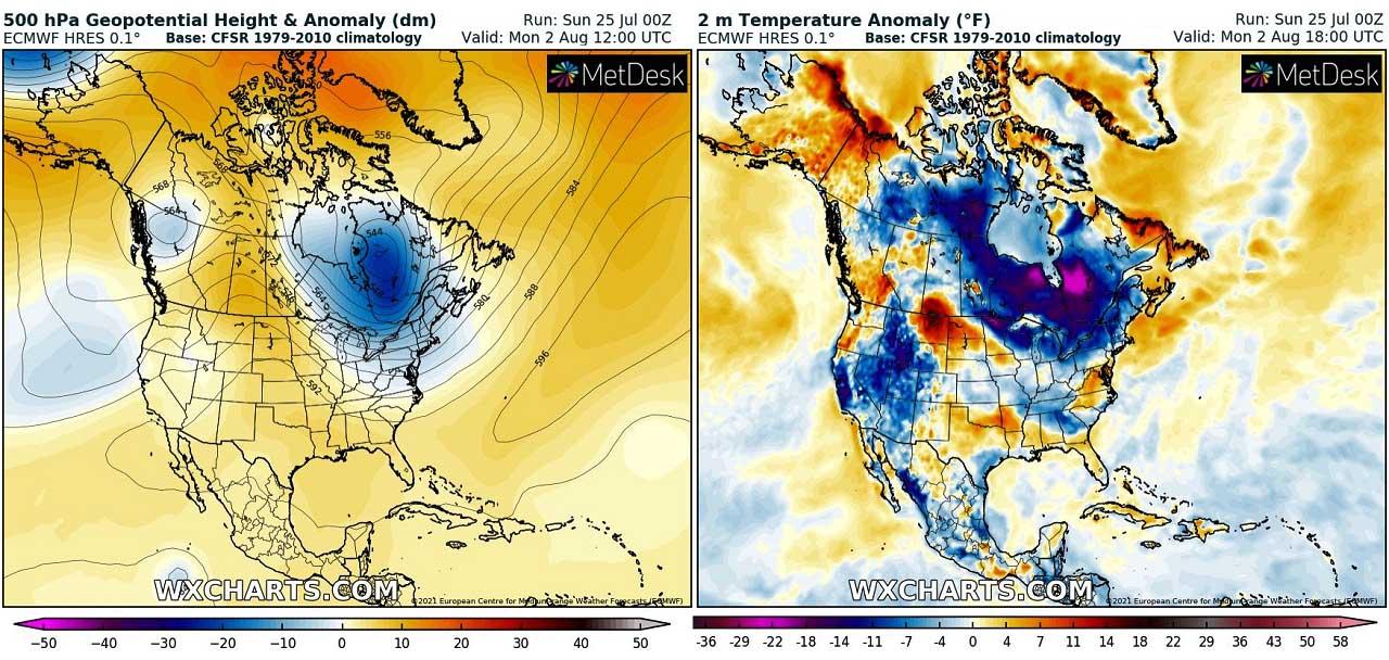heatwave-united-states-heat-dome-forecast-next-week-pattern