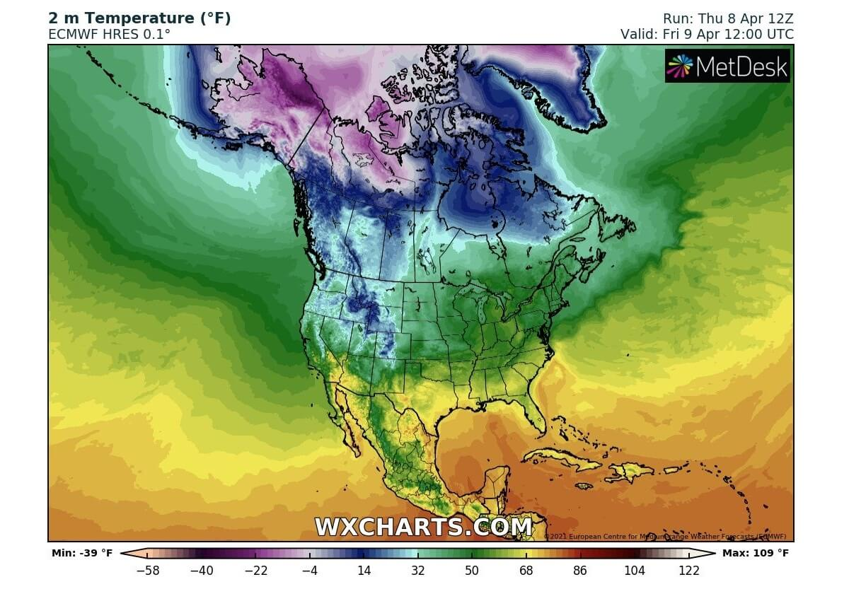 historic-arctic-cold-blast-alaska-united-states-friday-2m-temperature
