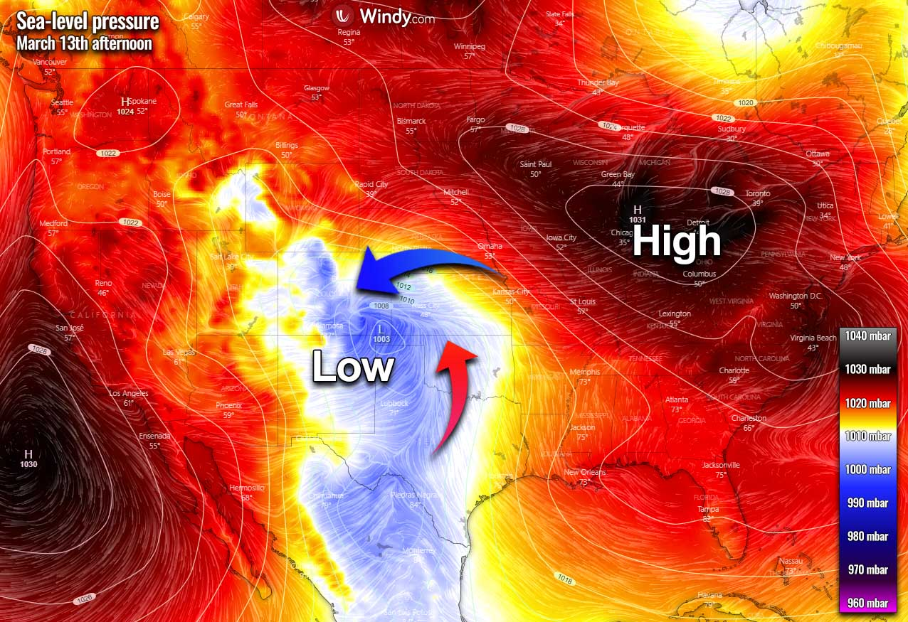 historic-winter-storm-xylia-colorado-snow-severe-weather-outbreak-pressure-forecast