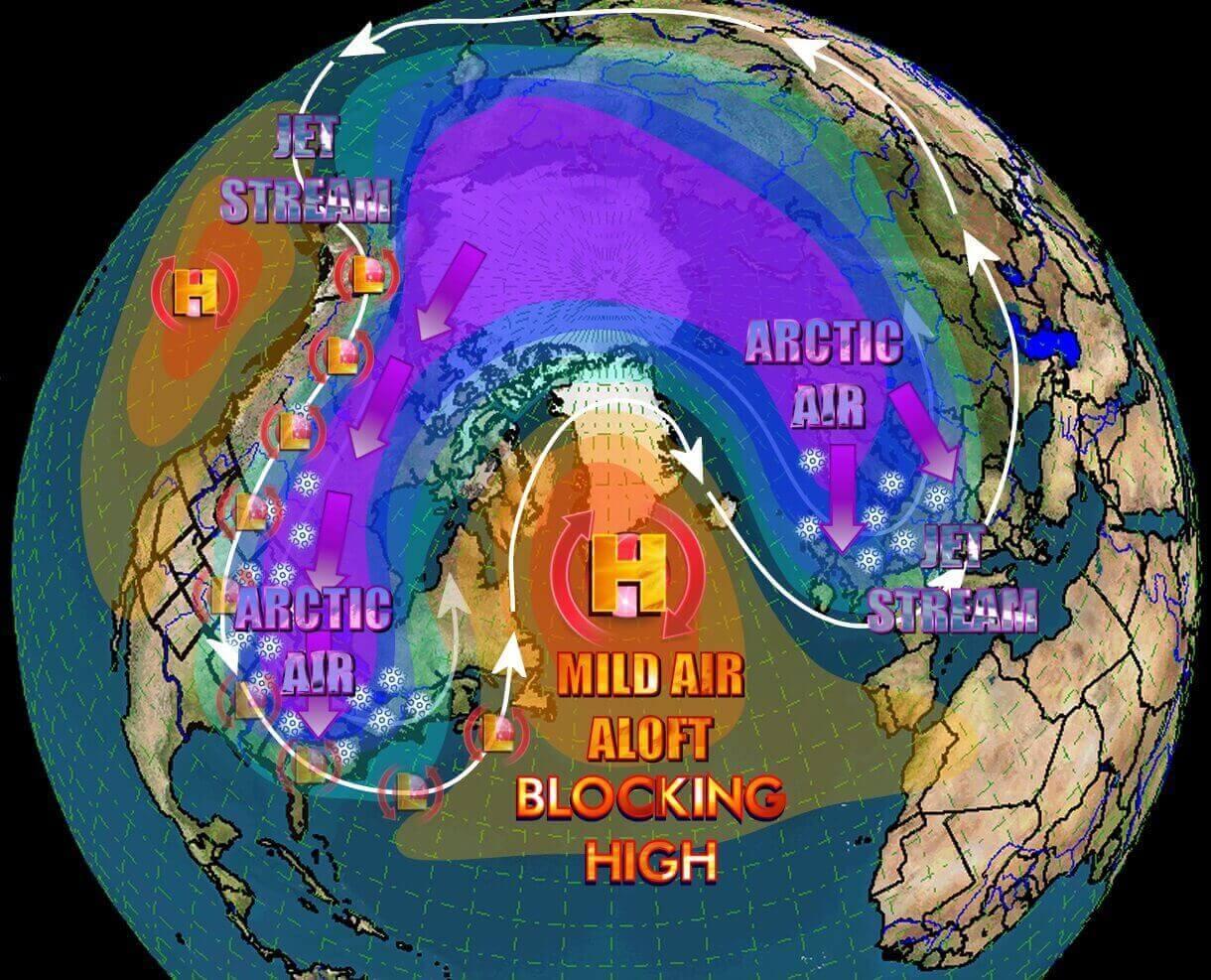 october-weather-forecast-north-atlantic-oscillation-negative-phase-usa-europe