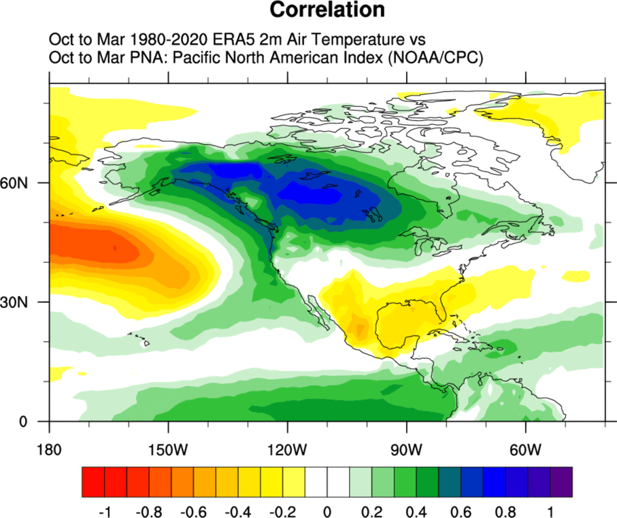 october-weather-forecast-pacific-north-american-index-usa-canada-temperature-pattern