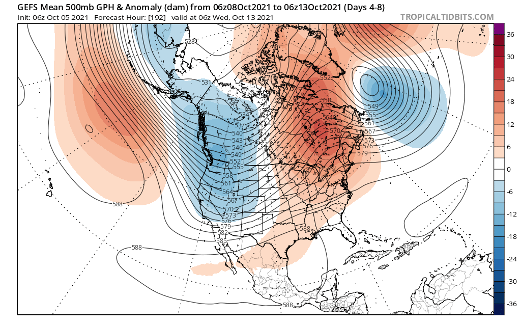 october-weather-forecast-week-2-north-america-pressure-pattern