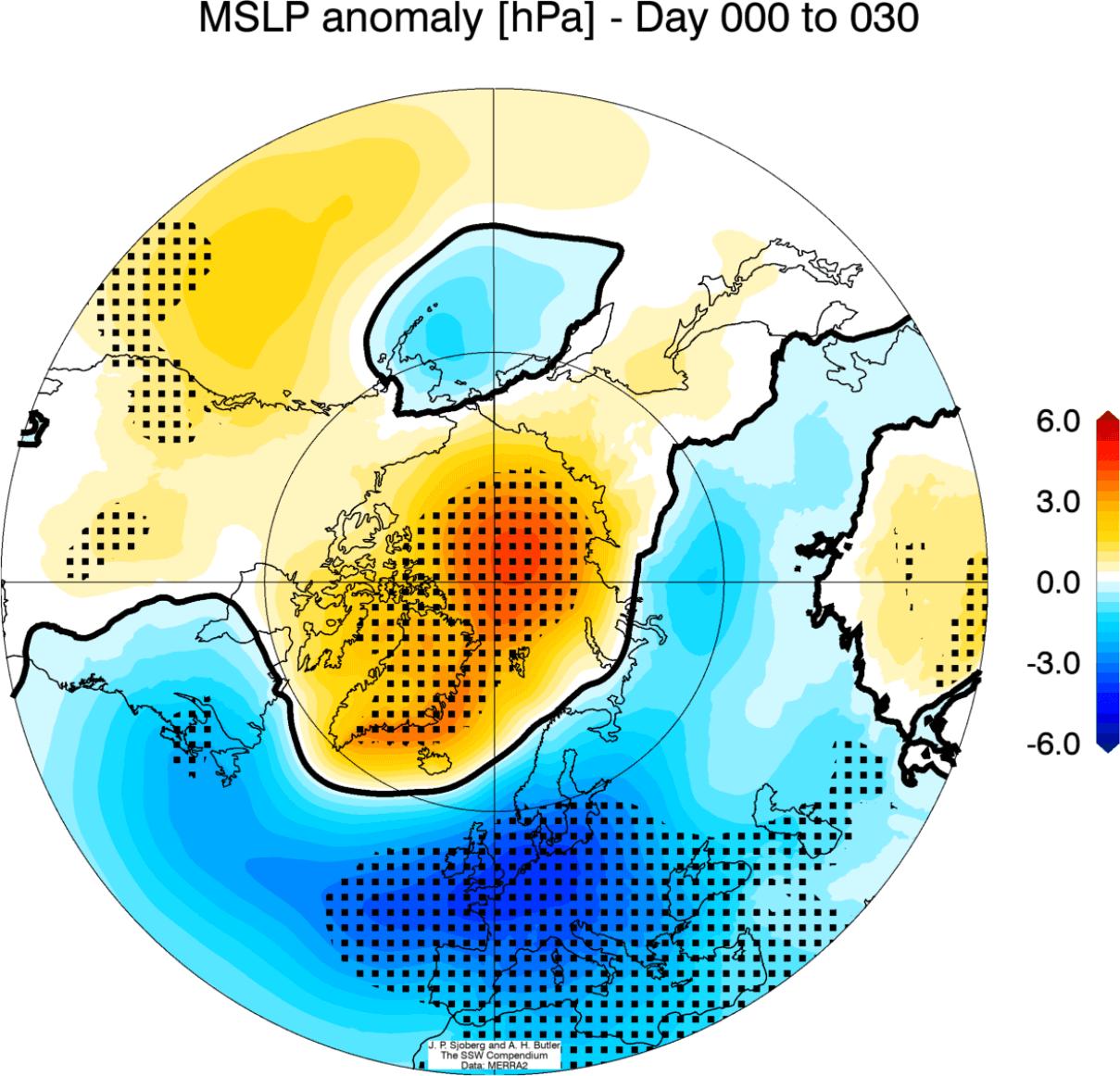 polar-vortex-major-winter-stratospheric-warming-pressure-effect