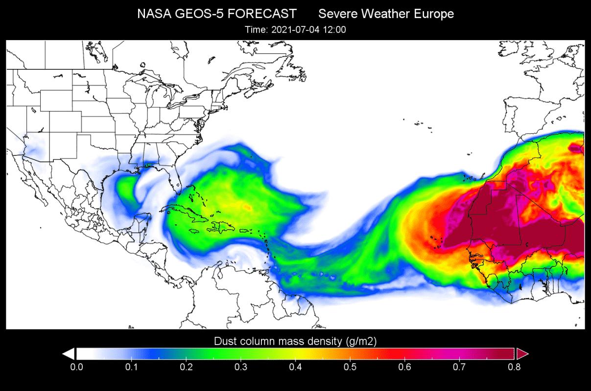 saharan-dust-cloud-july-04-forecast-nasa-geos-united-states