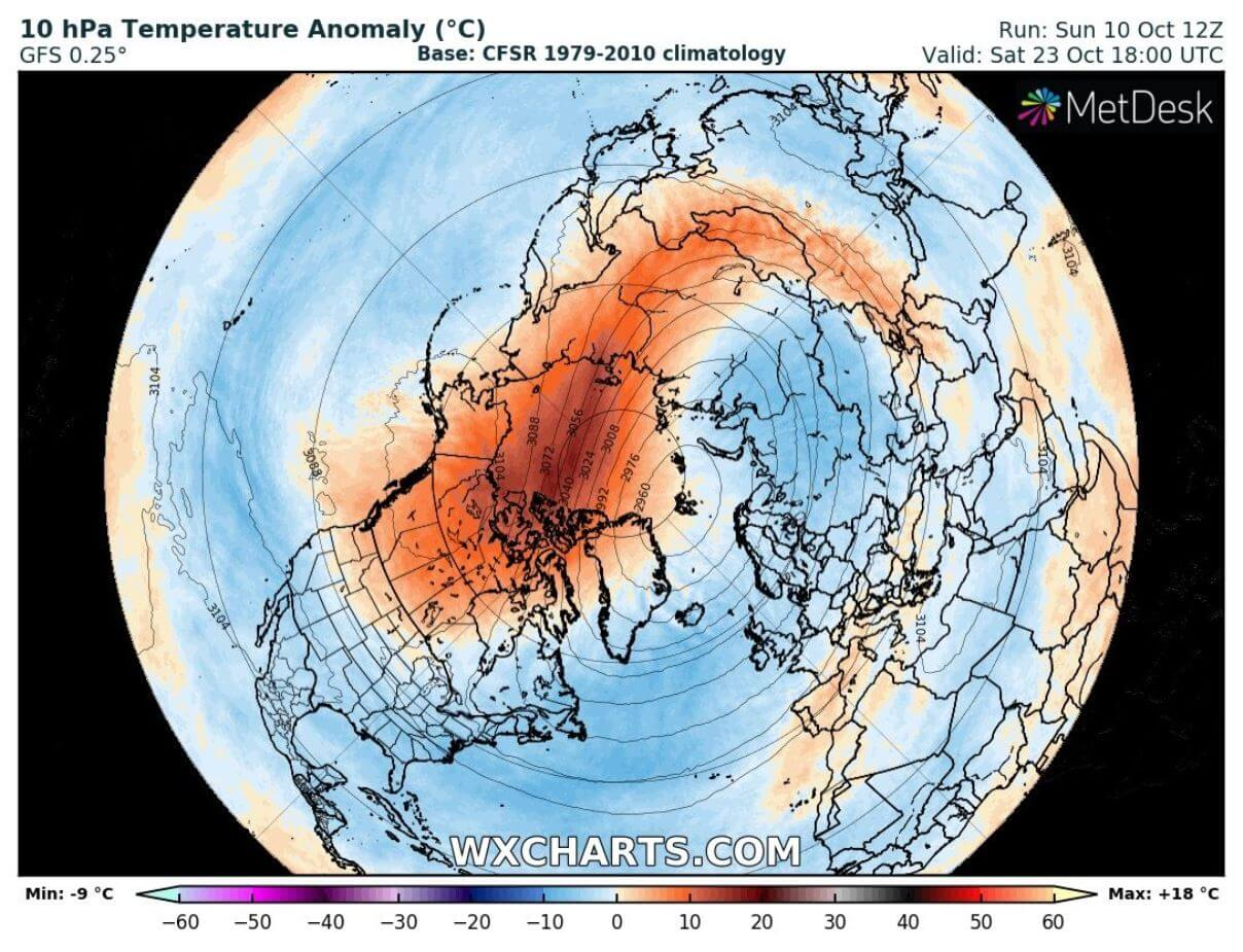 second-stratospheric-warming-anomaly-forecast-fall-winter-2021-2022-united-states-europe