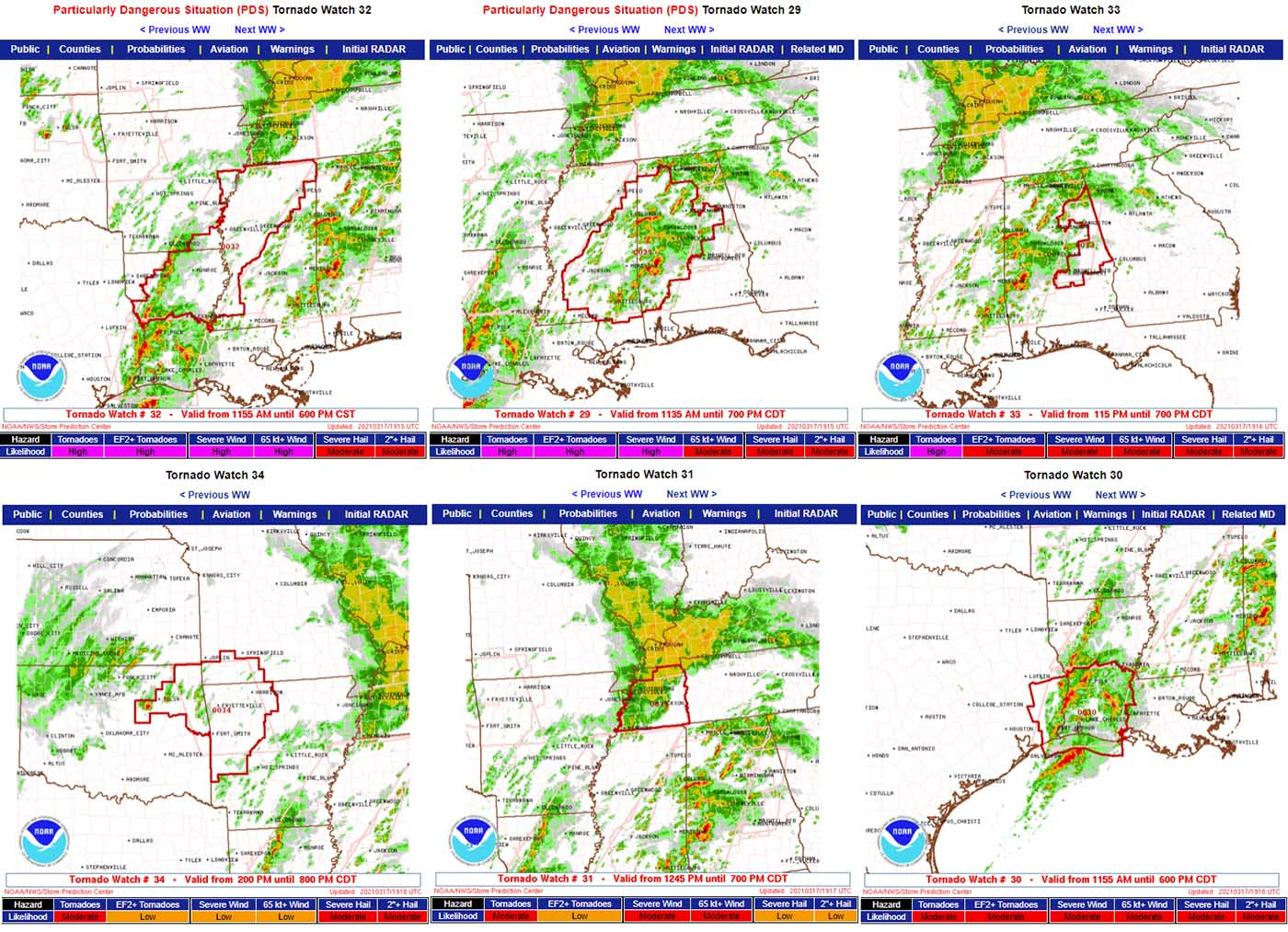 tornado-outbreak-particularly-dangerous-situation-watch-alabama-mississippi-PDS-watch
