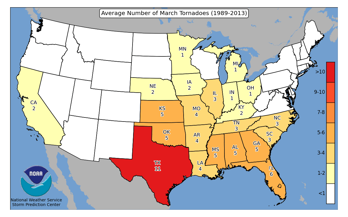 united-states-pattern-change-severe-weather-warm-wave-march-tornadoes