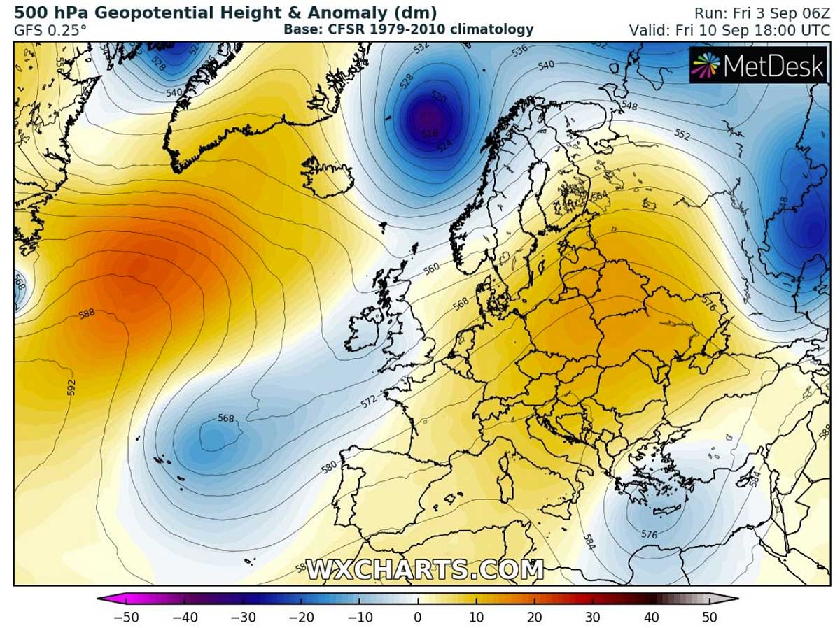 autumn-heatwave-france-england-friday-pattern