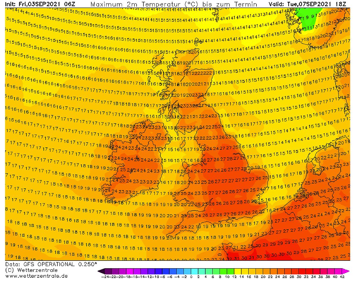 autumn-heatwave-france-england-uk-ireland