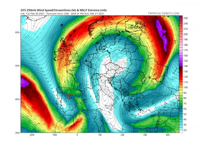 sahara-dust-storm-warm-wave-europe-jet-stream-sunday