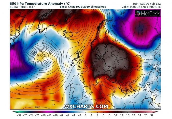 sahara-dust-storm-warm-wave-europe-temperature-anomaly-monday