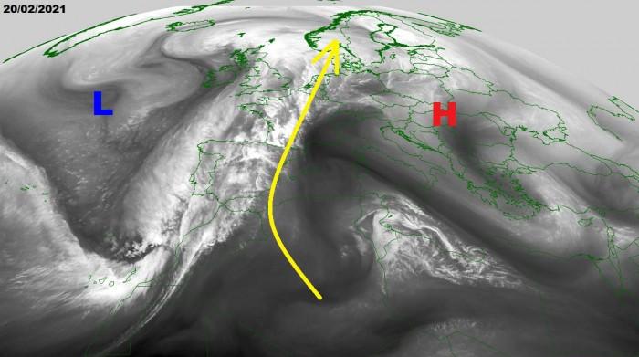sahara-dust-storm-warm-wave-europe-water-vapor-satellite