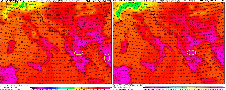 extreme-record-heatwave-greece-maximum-temperature-tuesday-wednesday