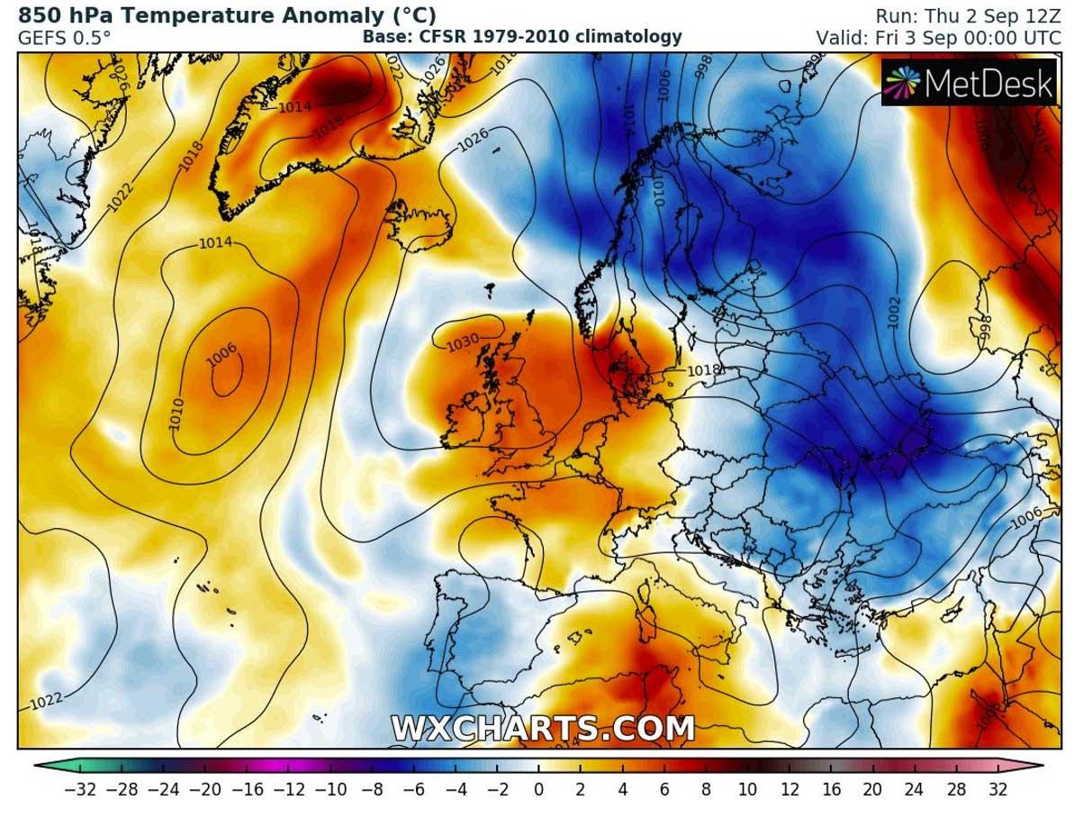fall-2021-arctic-blast-scandinavia-temperature-friday