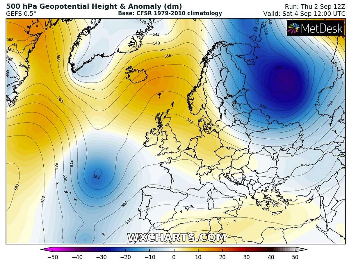 fall-2021-arctic-blast-scandinavia-weather-pattern-saturday