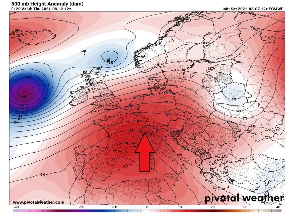 heat-dome-mediterranean-extreme-heatwave-italy-spain-pattern