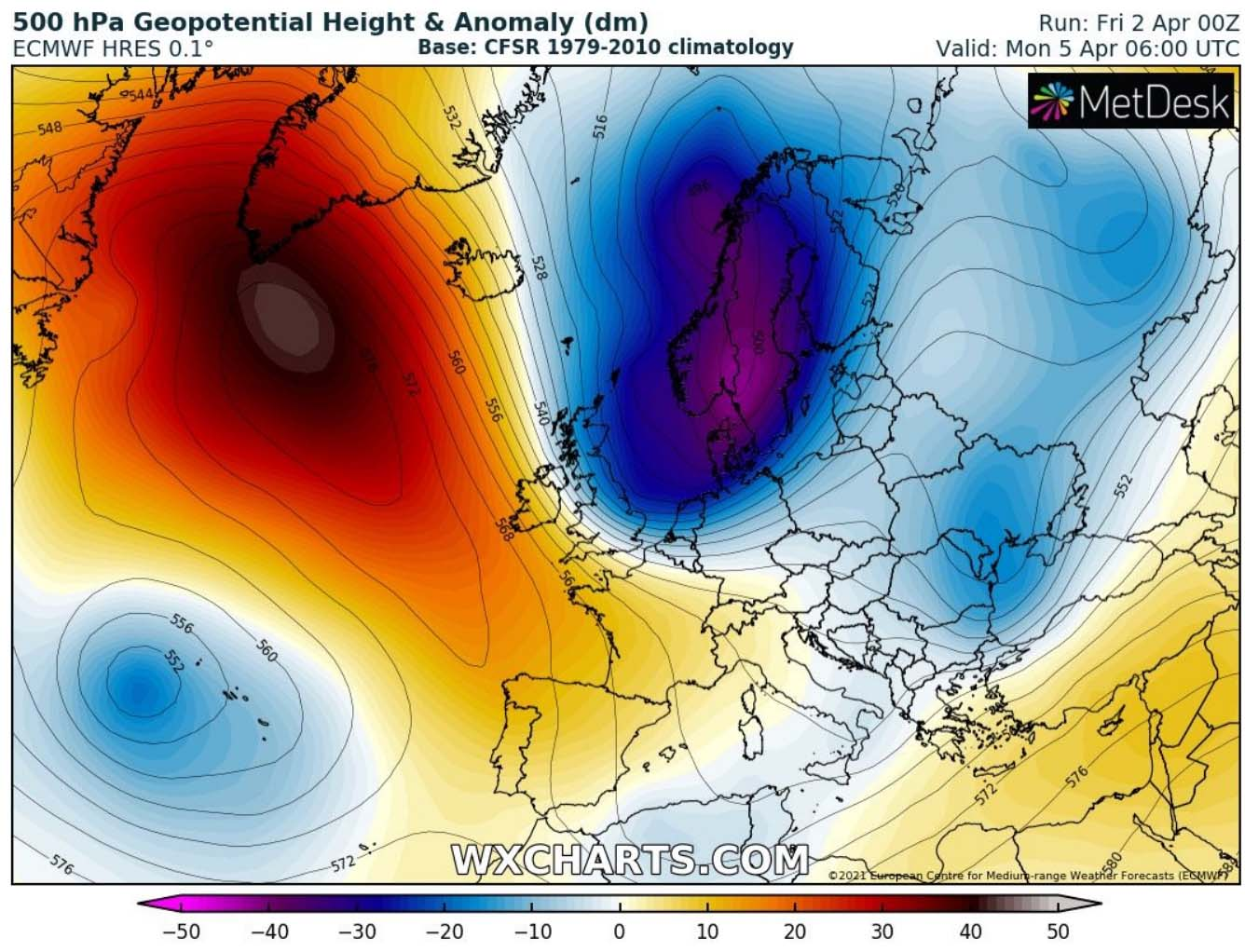 historic-cold-blast-europe-snow-easter-sunday-pattern