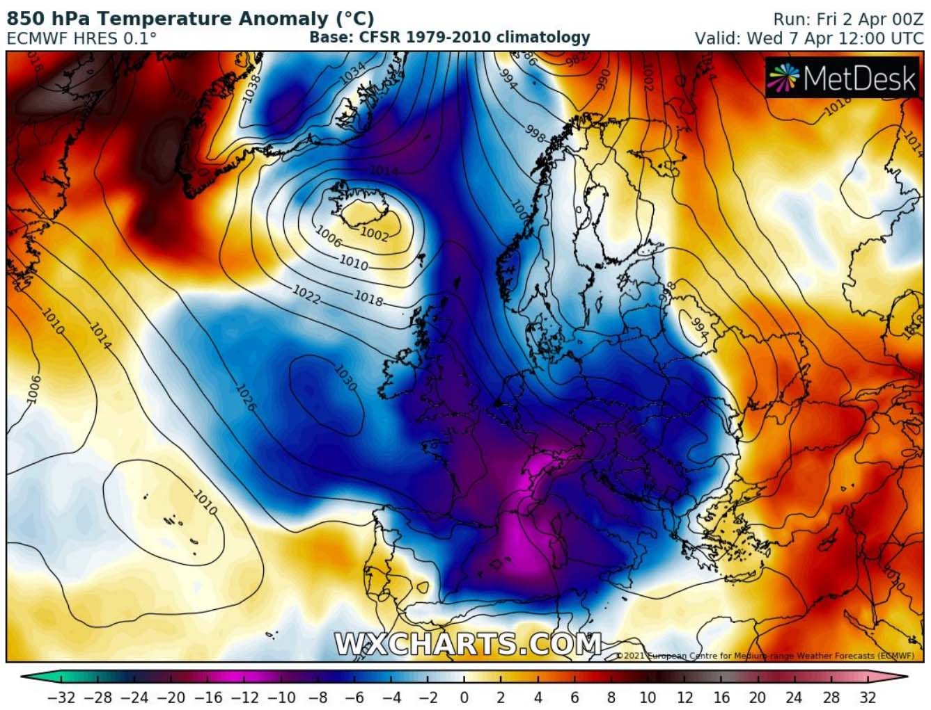 historic-cold-blast-europe-snow-easter-sunday-temperature-wednesday