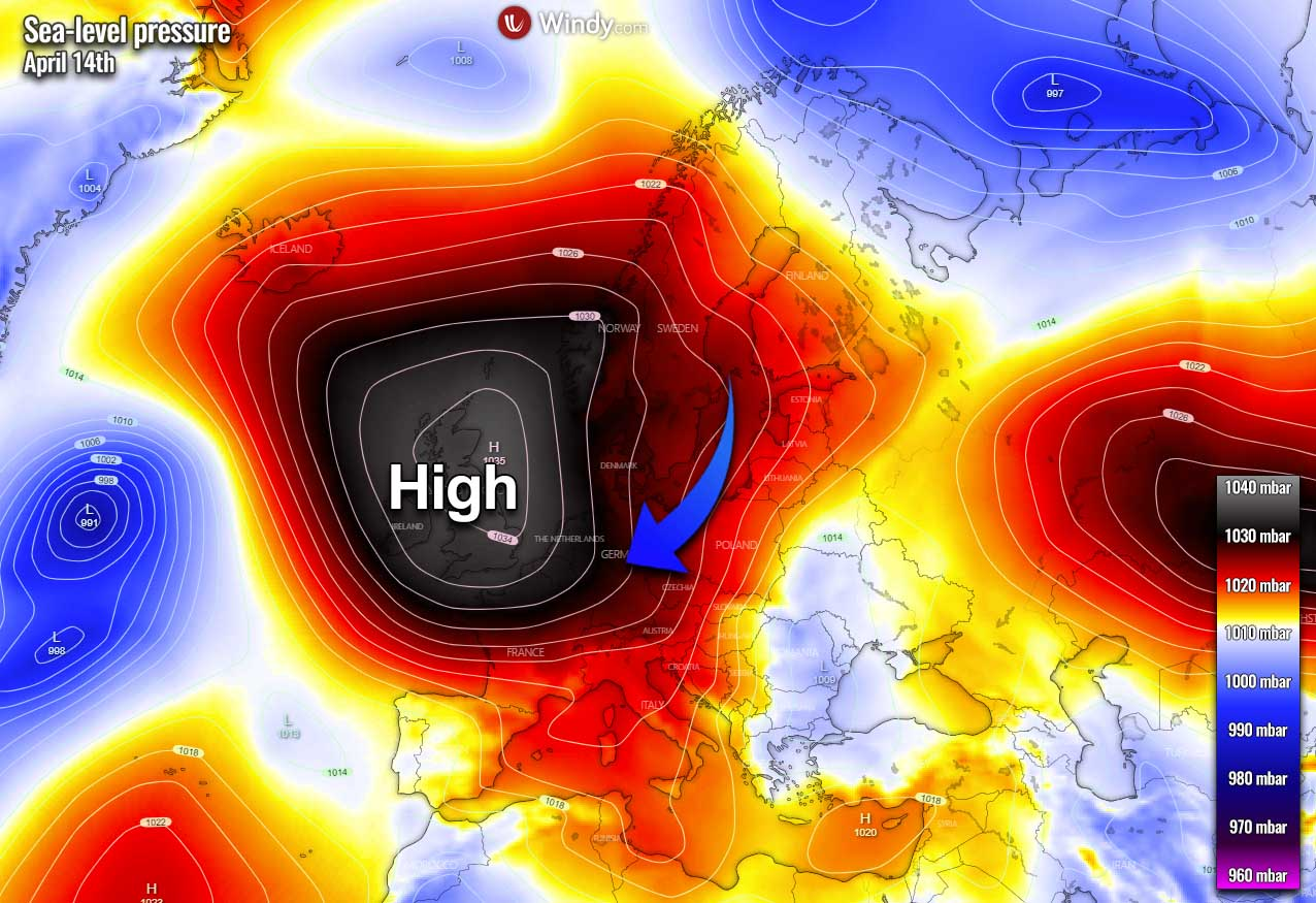 new-cold-wave-europe-snow-frost-damage-pressure-pattern