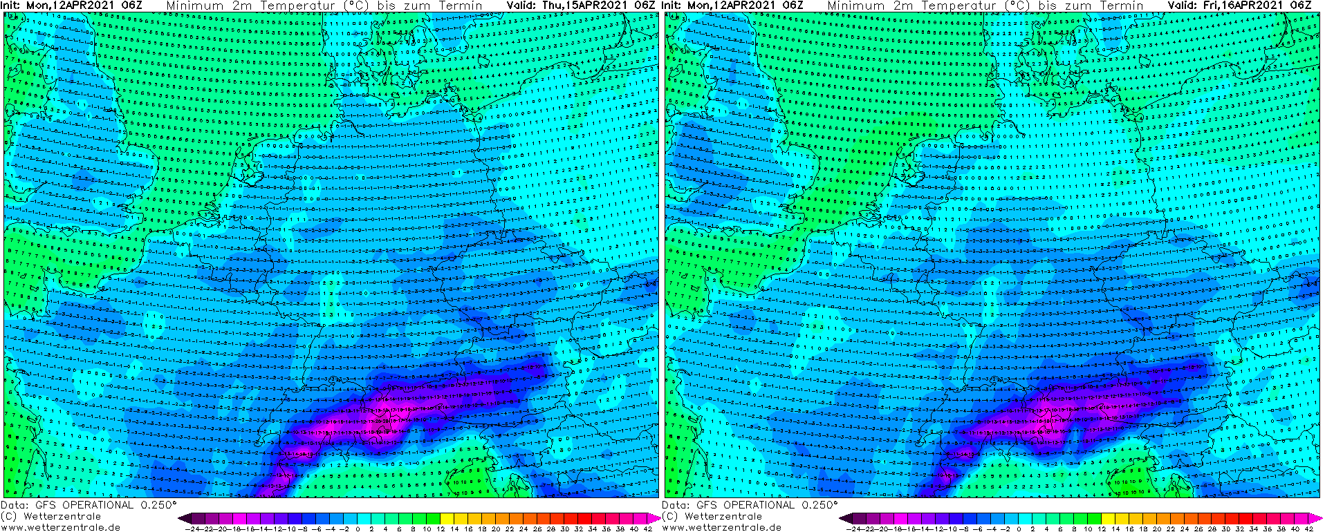 new-cold-wave-europe-snow-frost-damage-temperatures-thursday-friday