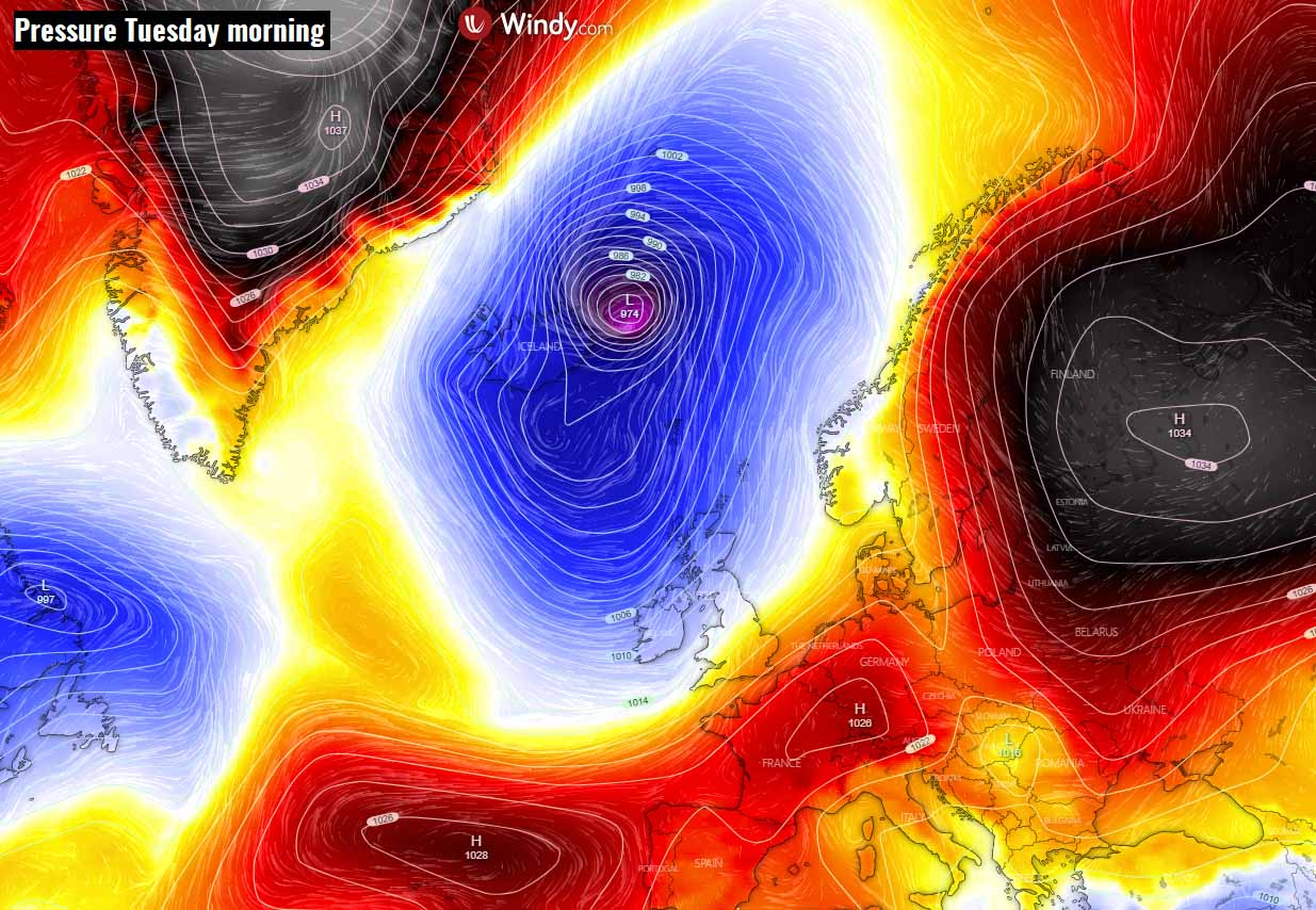 north-atlantic-cold-pool-uk-ireland-snow-iceland-pressure