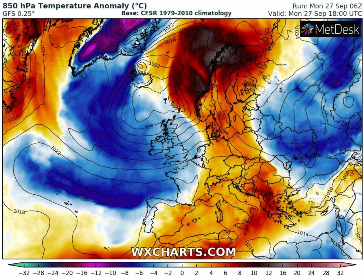 north-atlantic-cold-pool-uk-ireland-snow-iceland-temperature-monday