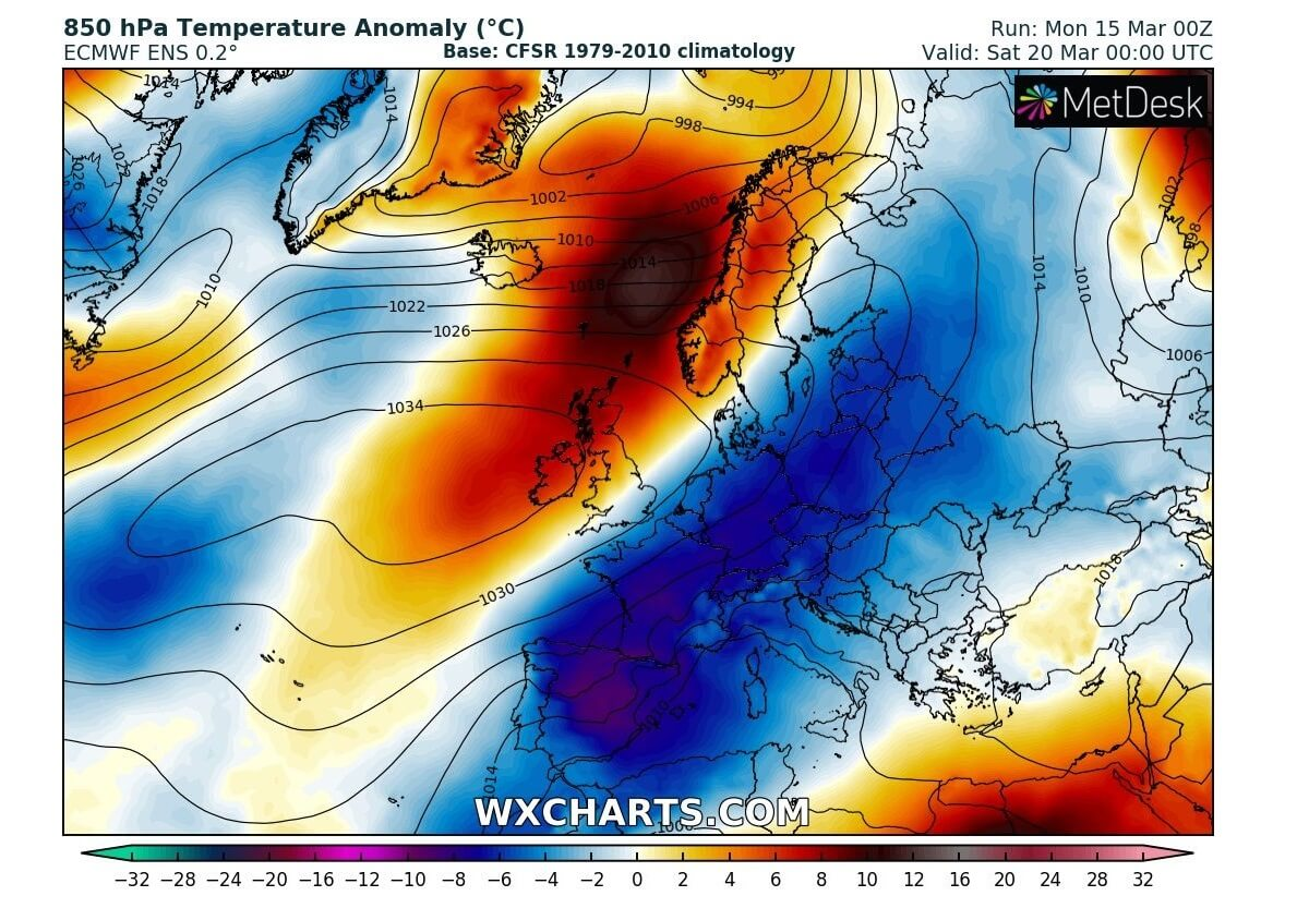 pattern-change-europe-cold-wave-snow-winter-temperature-weekend