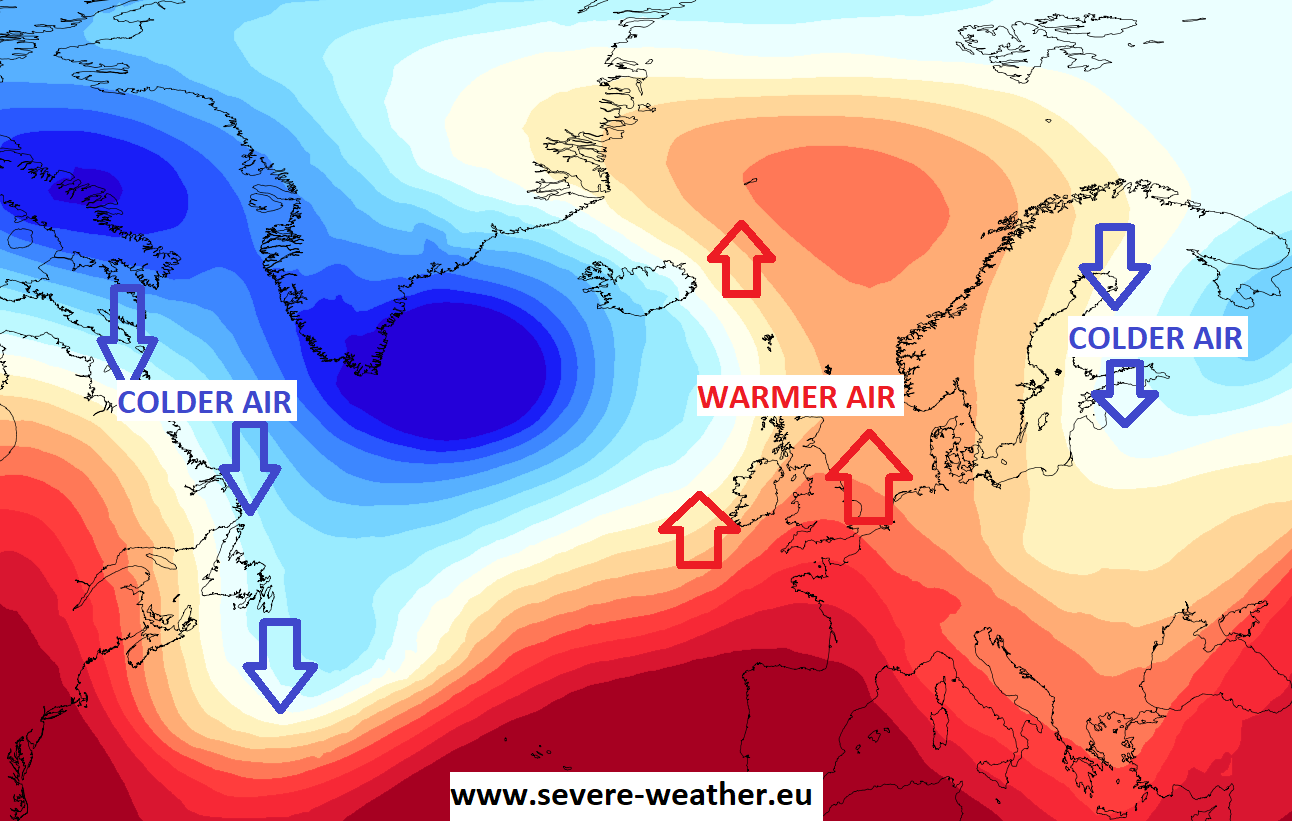 Accuweather Winter Forecast 2020.Winter 2019 2020 Early Look At The Seasonal Forecasts For
