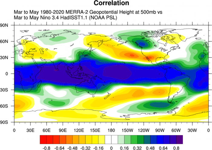 spring-weather-season-forecast-united-states-europe-enso-corelation