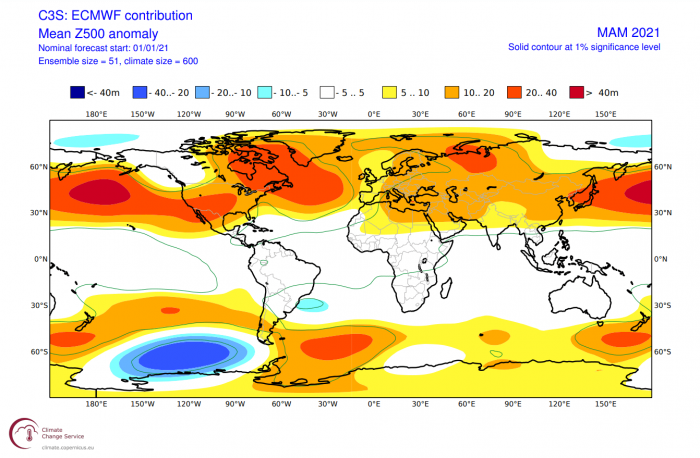 spring-weather-season-forecast-united-states-europe-global-ecmwf-pressure-anomaly