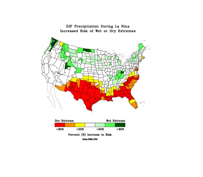 winter-weather-season-forecast-enso-la-nina-precipitation-impact-united-states-canada