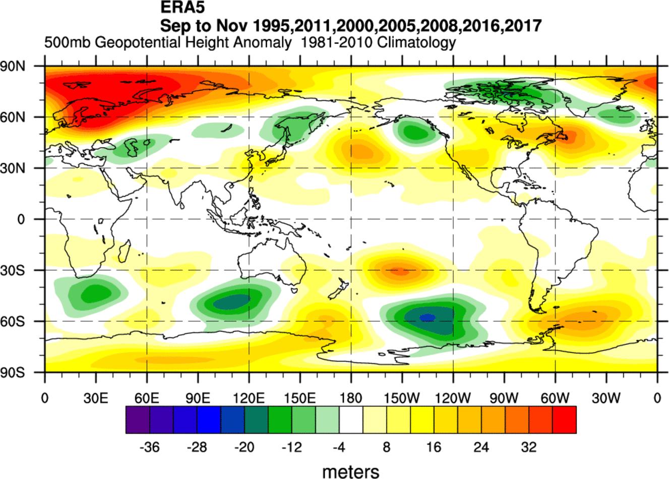 fall-forecast-la-nina-enso-historical-pressure-pattern