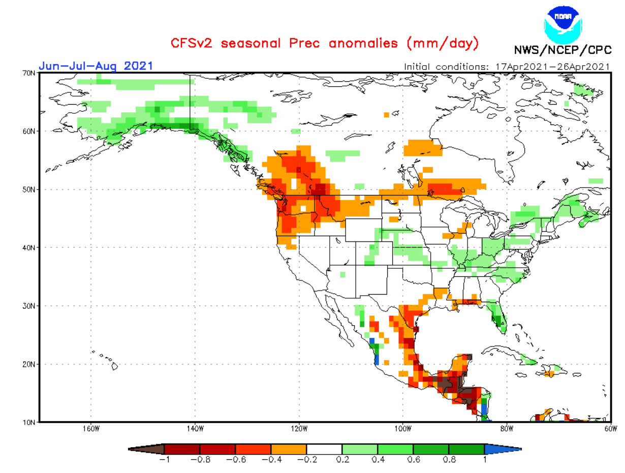 summer-2021-weather-forecast-cfs-united-states-canada-rainfall-anomaly