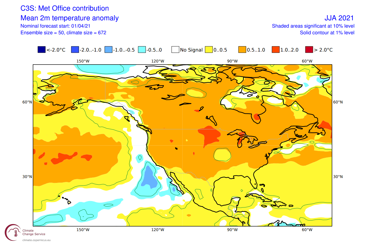 summer-2021-weather-forecast-ukmo-united-states-canada-temperature-anomaly