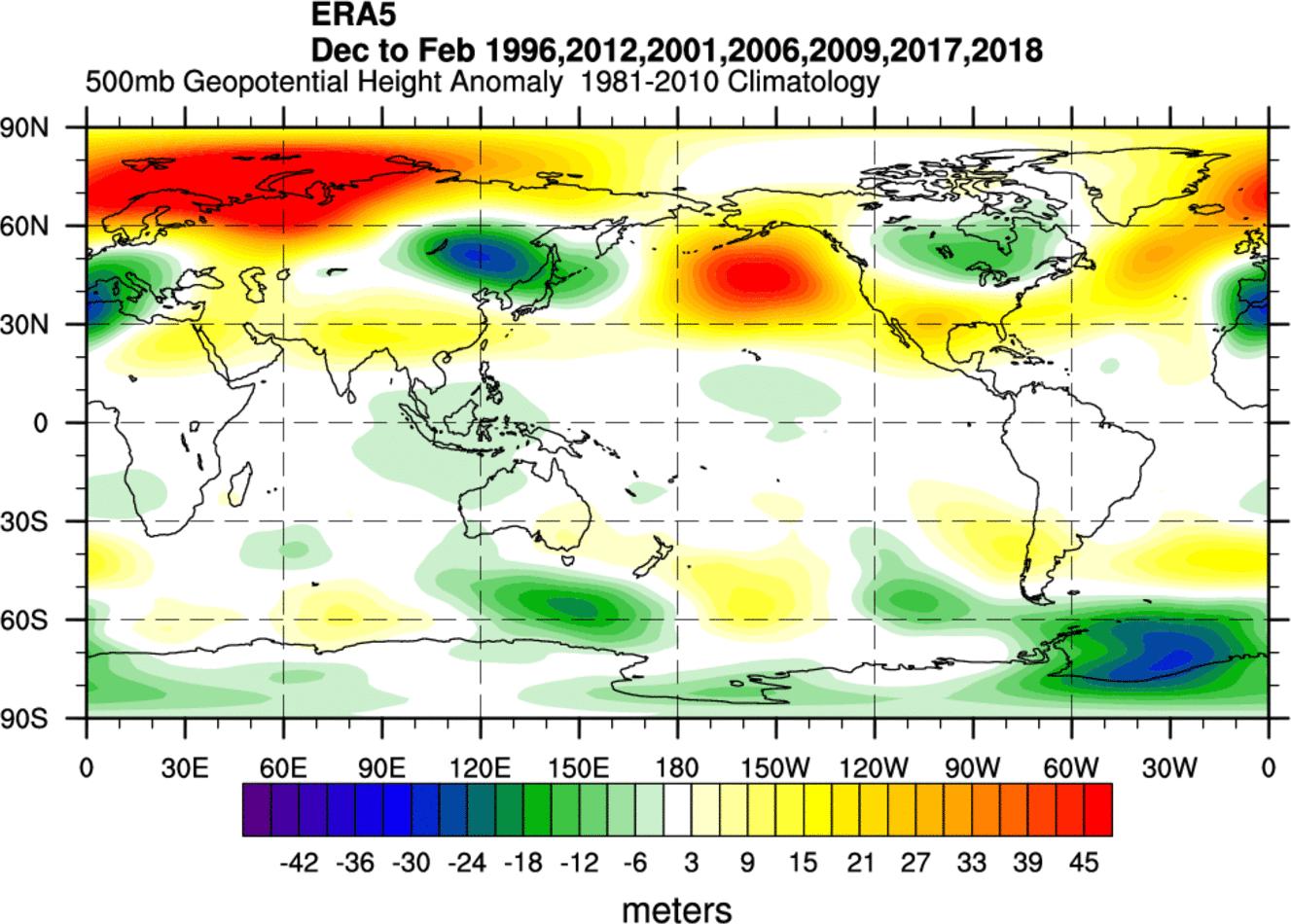 winter-forecast-weather-season-la-nina-pressure-history-reanalysis