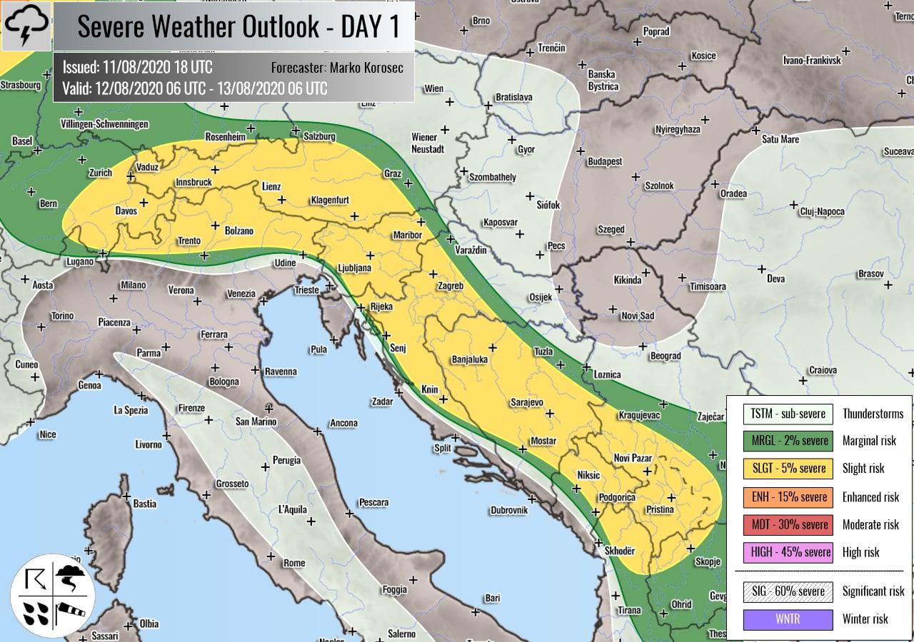 weather forecast area 3