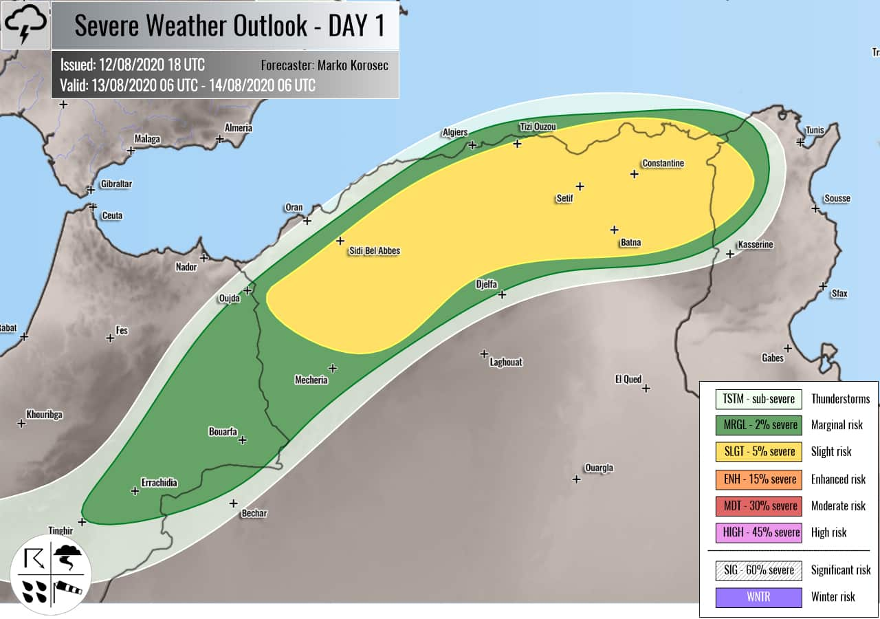 weather forecast area 4