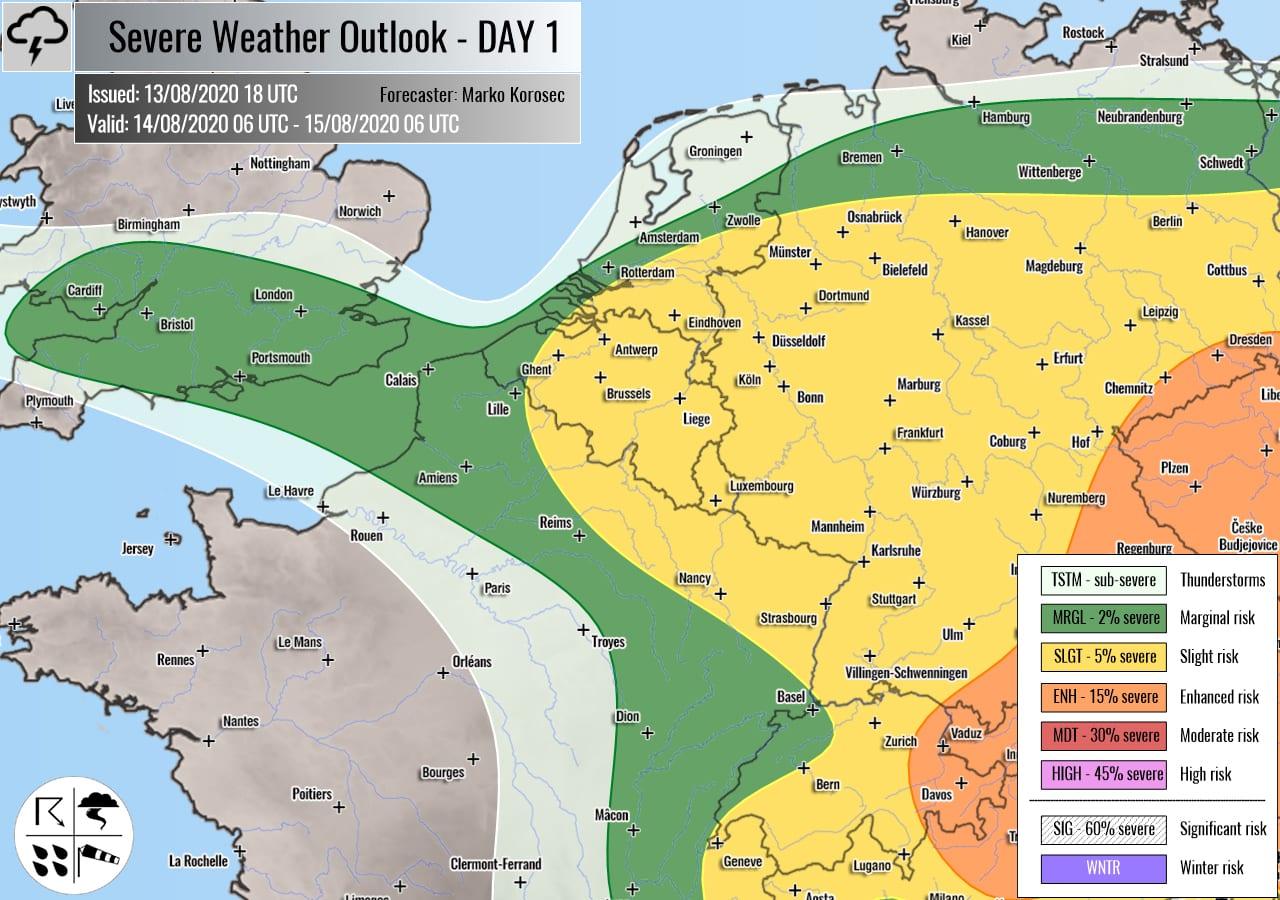 weather forecast area 2