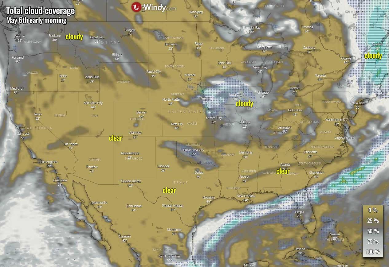 Eta-Aquariid-meteor-shower-forecast-clouds-united-states