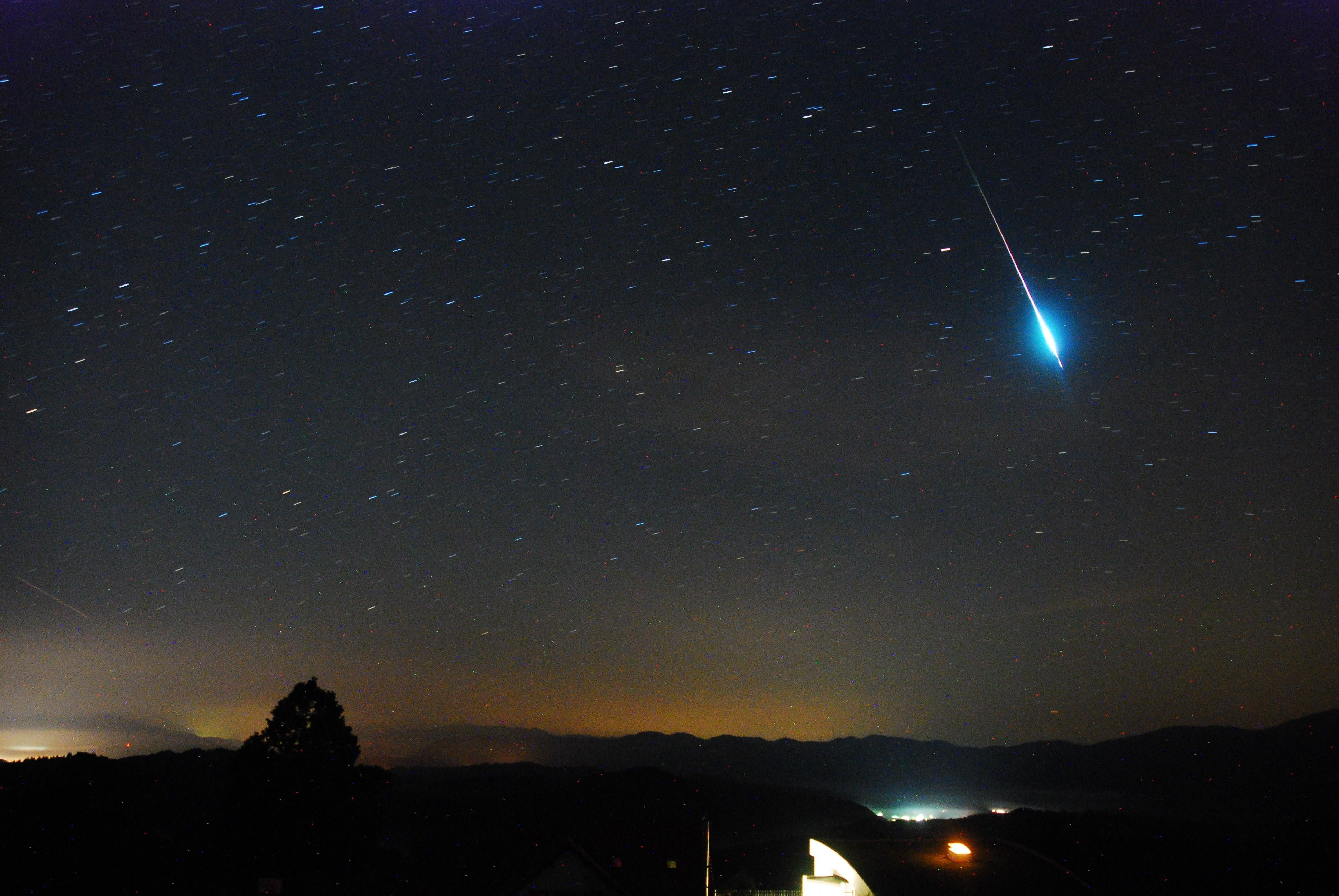 2019 meteor shower calendar – which meteor showers to see this year