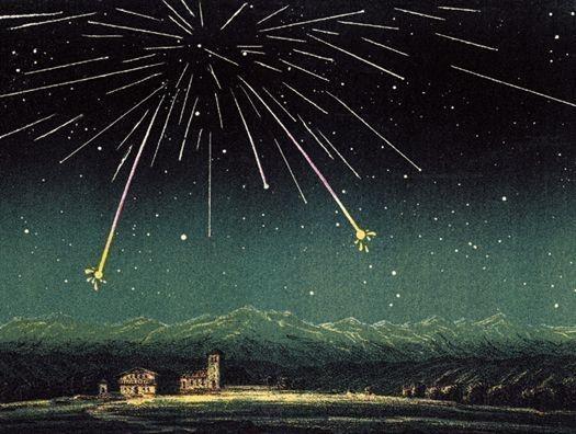 Andromedid_meteors,_November_1872