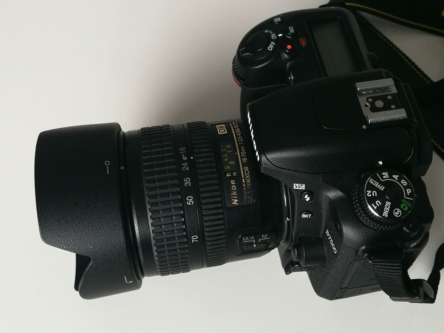 Storm photography standard zoom lens considerations and