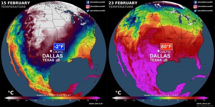 tornado-season-2021-la-nina-united-states-temperature-change