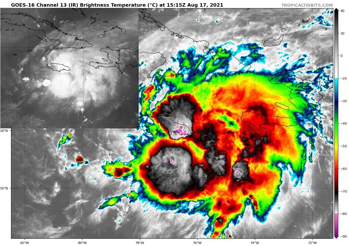 active-atlantic-hurricane-season-2021-grace-gulf-coast-yucatan-satellite