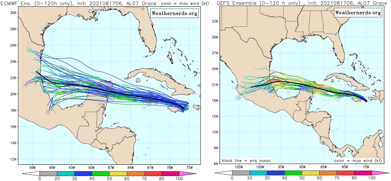 active-atlantic-hurricane-season-2021-grace-gulf-coast-yucatan-track