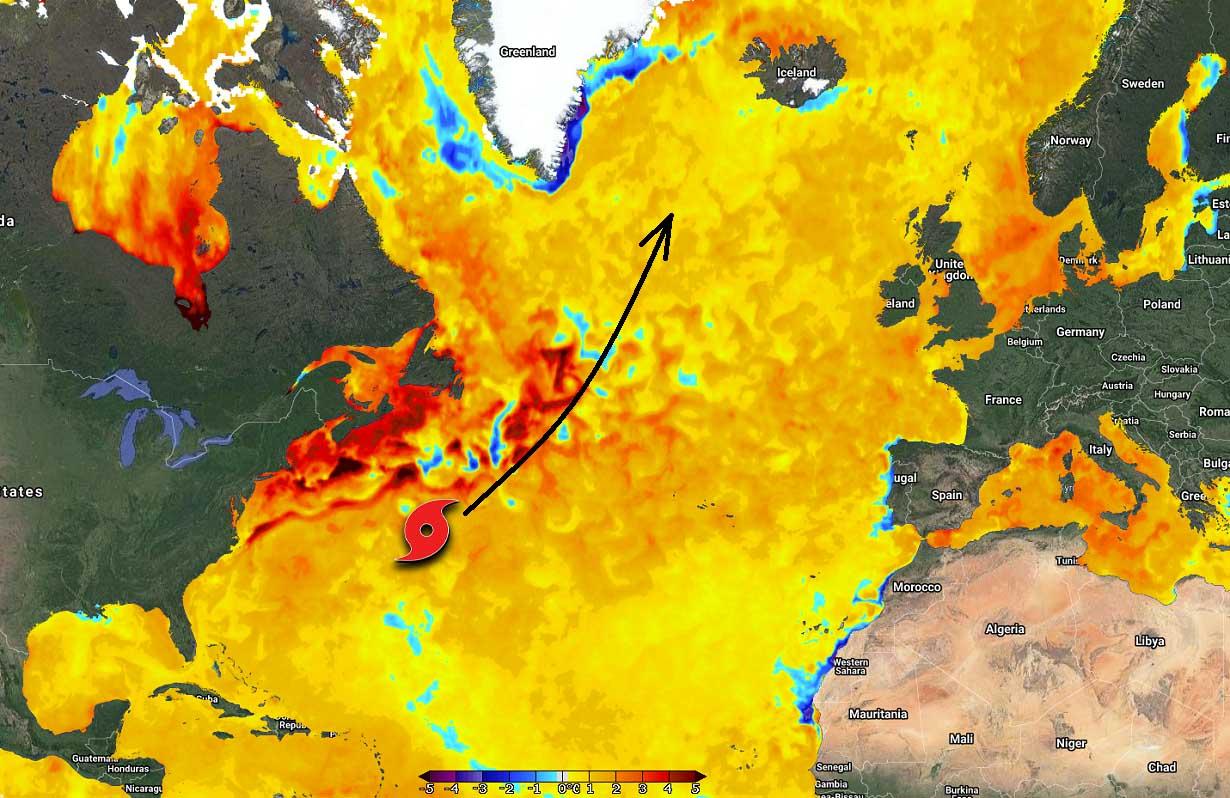 atlantic-hurricane-season-2021-extratropical-storm-sam-iceland-sea-temperature-anomaly
