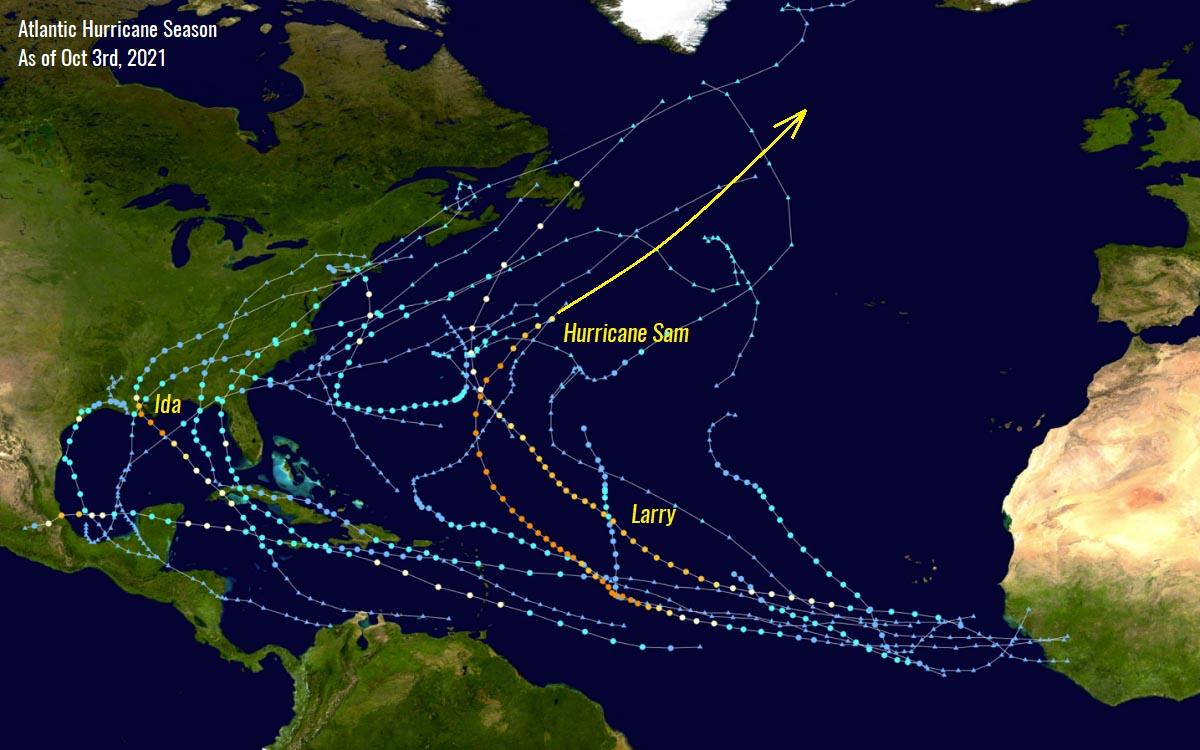 atlantic-hurricane-season-2021-extratropical-storm-sam-iceland-seasonal-stats